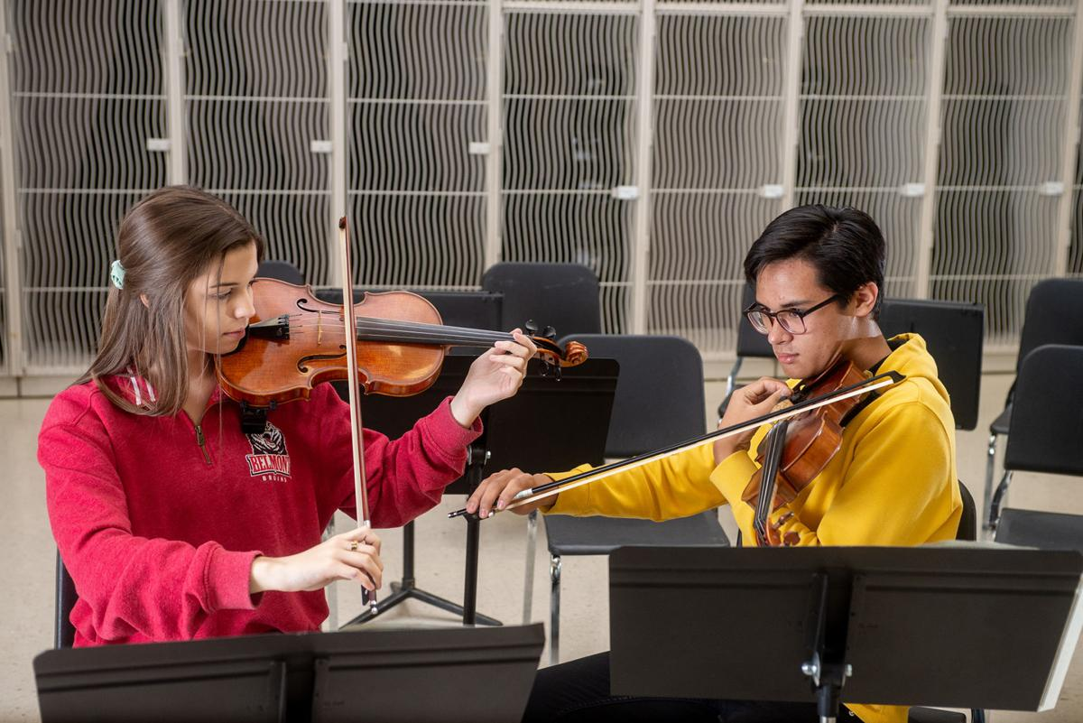 Longview High School Violinists To Play Carnegie Hall Local News News Journal Com