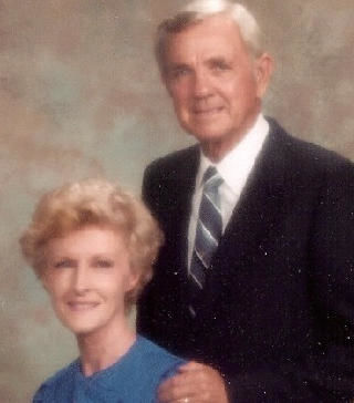 Mary Mitchell and Zack Mitchell
