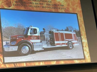 Delivery for Carthage's new firetruck expected this month