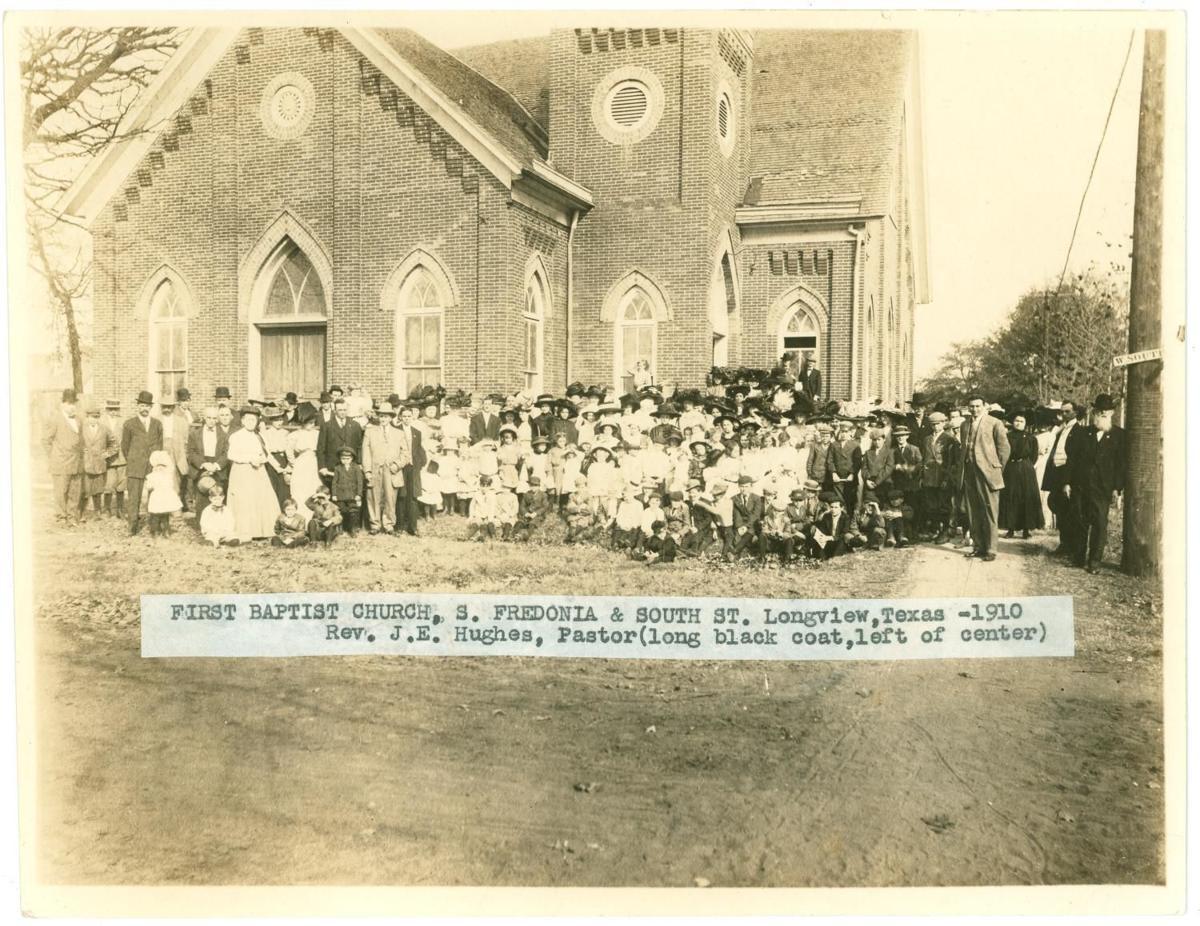 Baptist Church, 1910