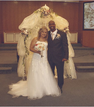 Tina Bryant and Smith Orlando