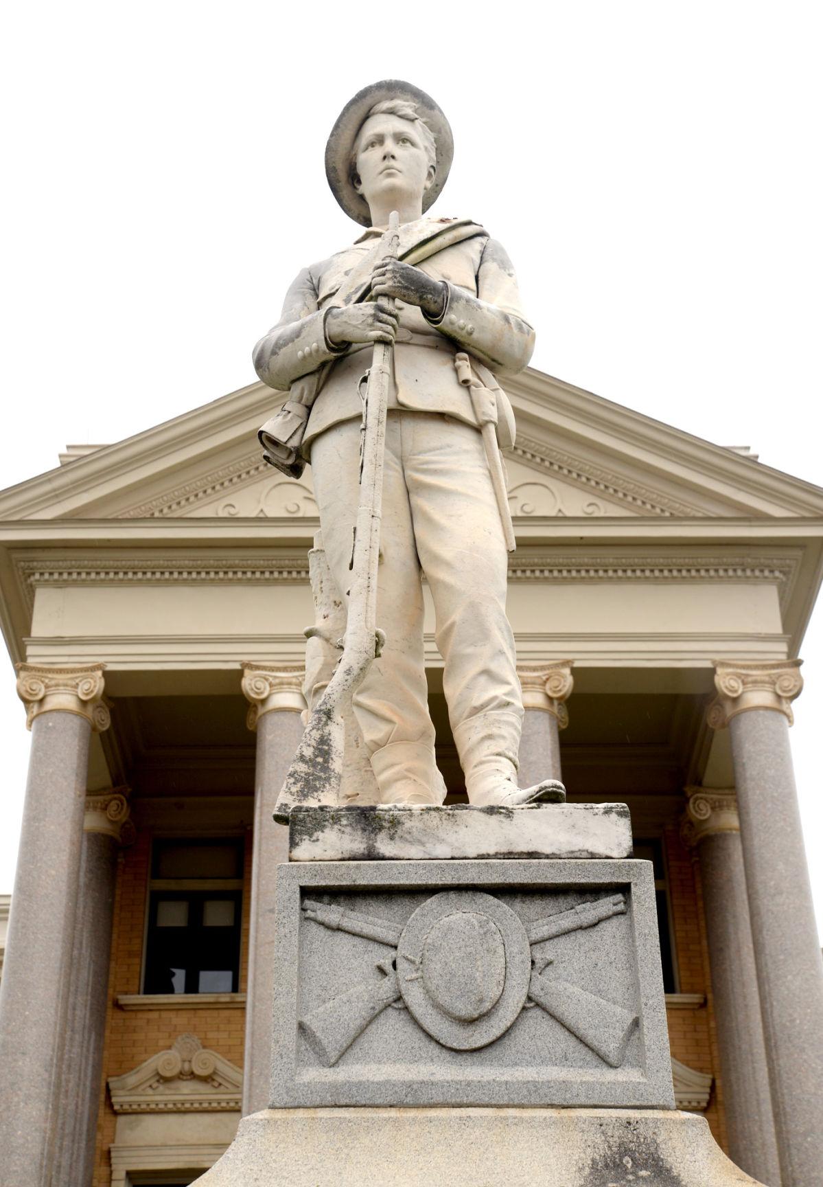 Confederate Monuments