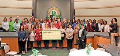 Longview ISD Foundation grants