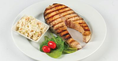 Thick fish cuts great for grill