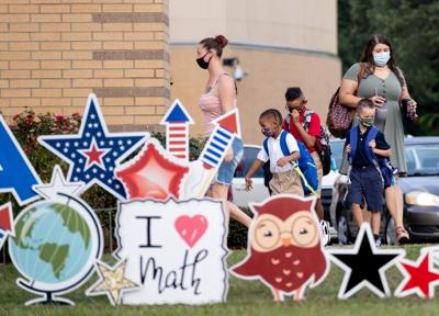 LISD First Day