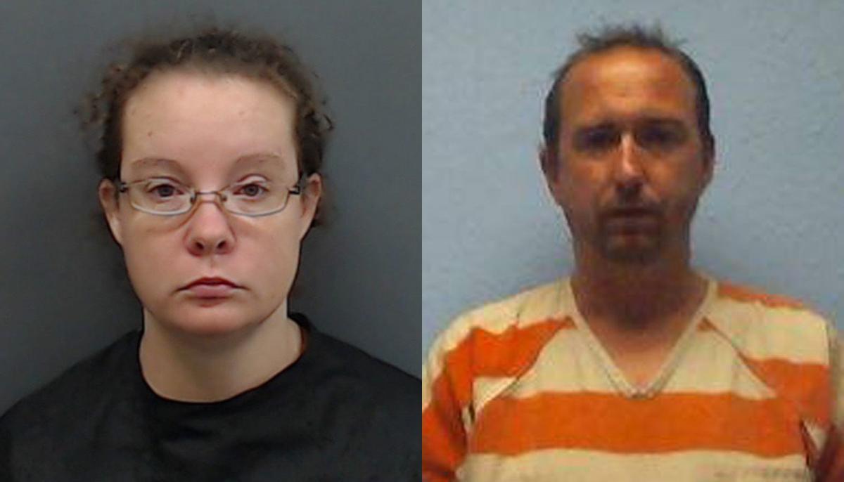 Child sex assault suspects