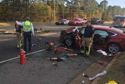 Eastman Road reopened after wreck | Police | news-journal com