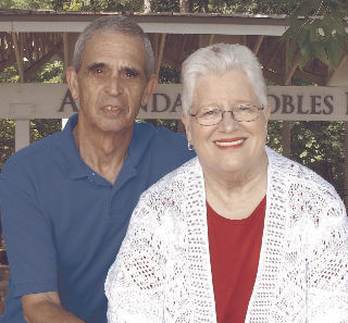 Roger Wright and Sue Wright