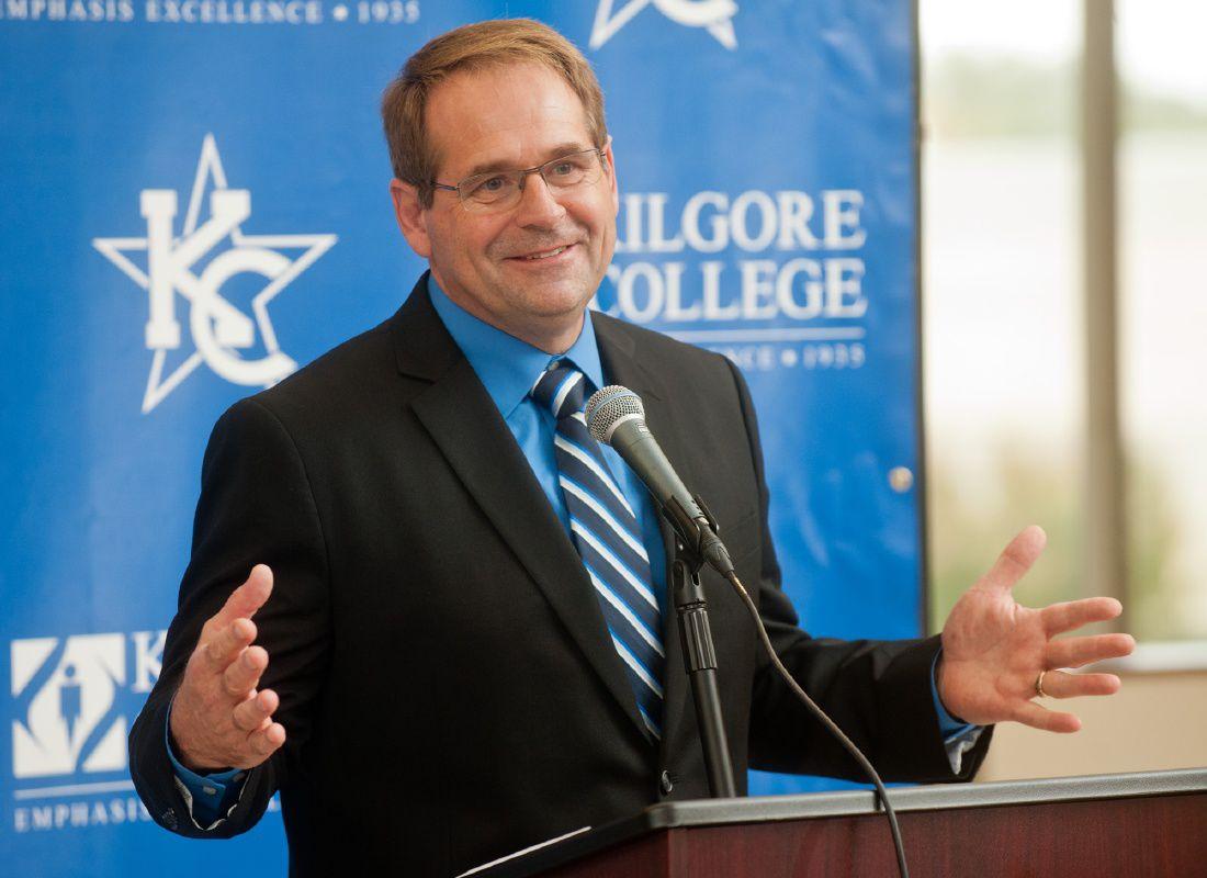 Kilgore College candidate talks 4-day schedule | Local News