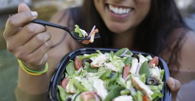 Hearty salads an option for ultra low-carb