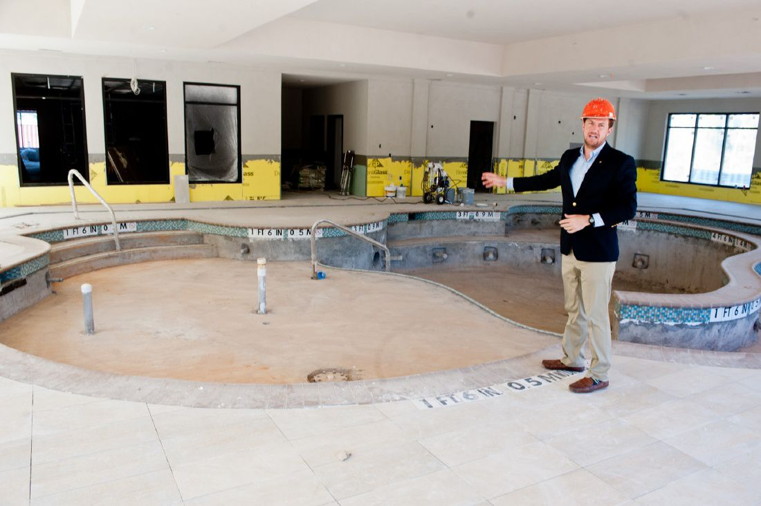 Hotels Construction Expansion Bringing Longview New Amenities