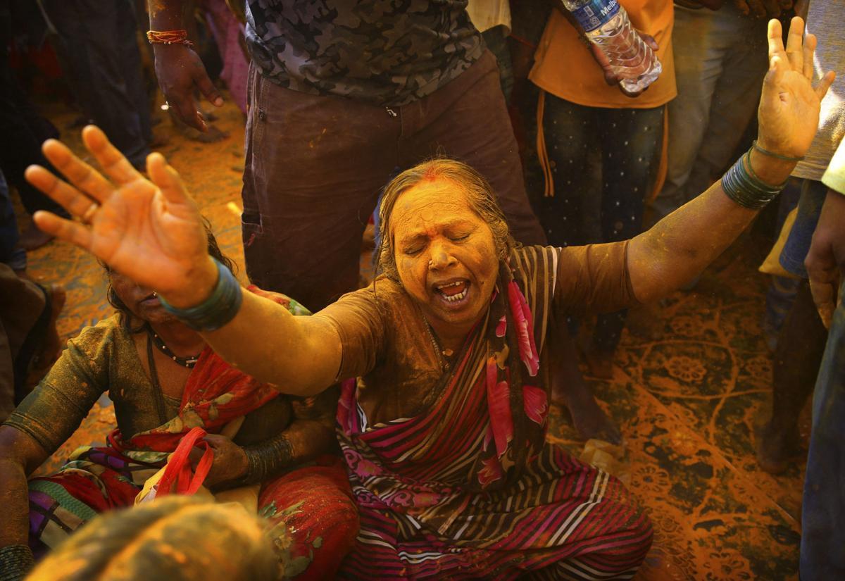 India Turmeric Festival Photo Gallery
