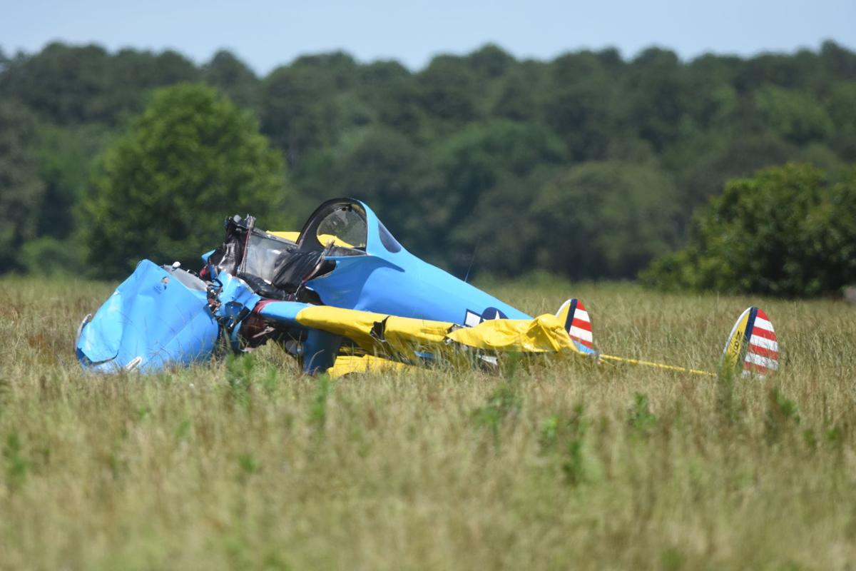 Wood County plane crash