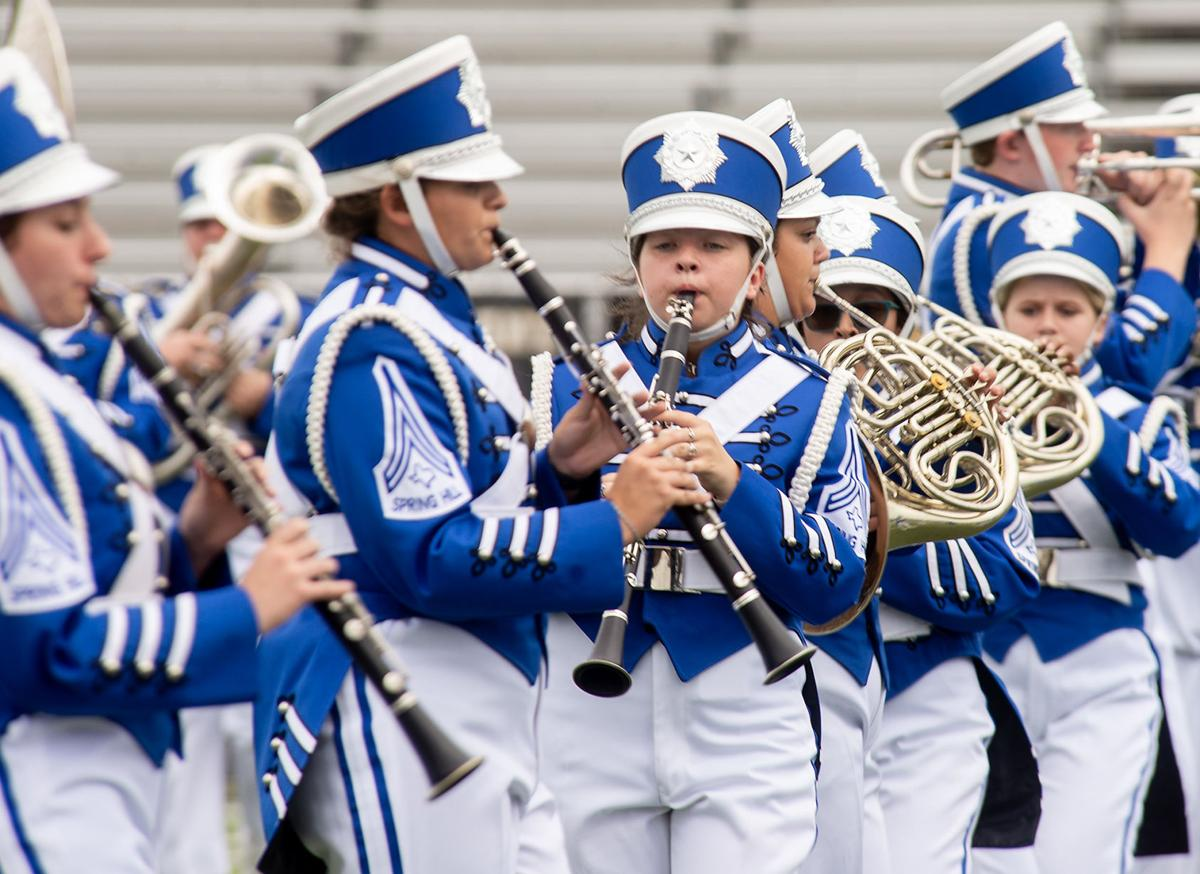 UIL Region 4 Marching Contest