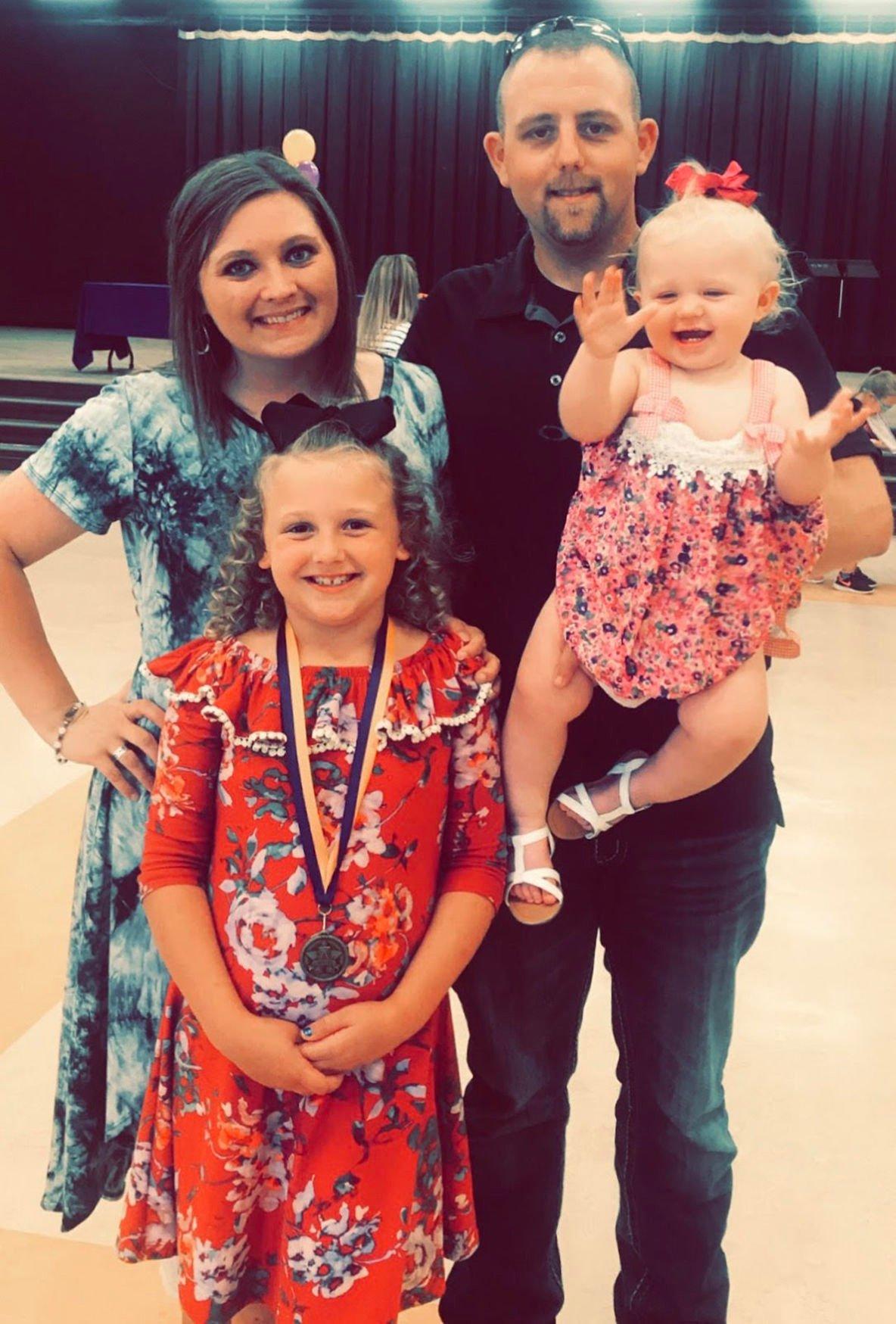 Slain Panola County deputy's family receives mortgage-free home