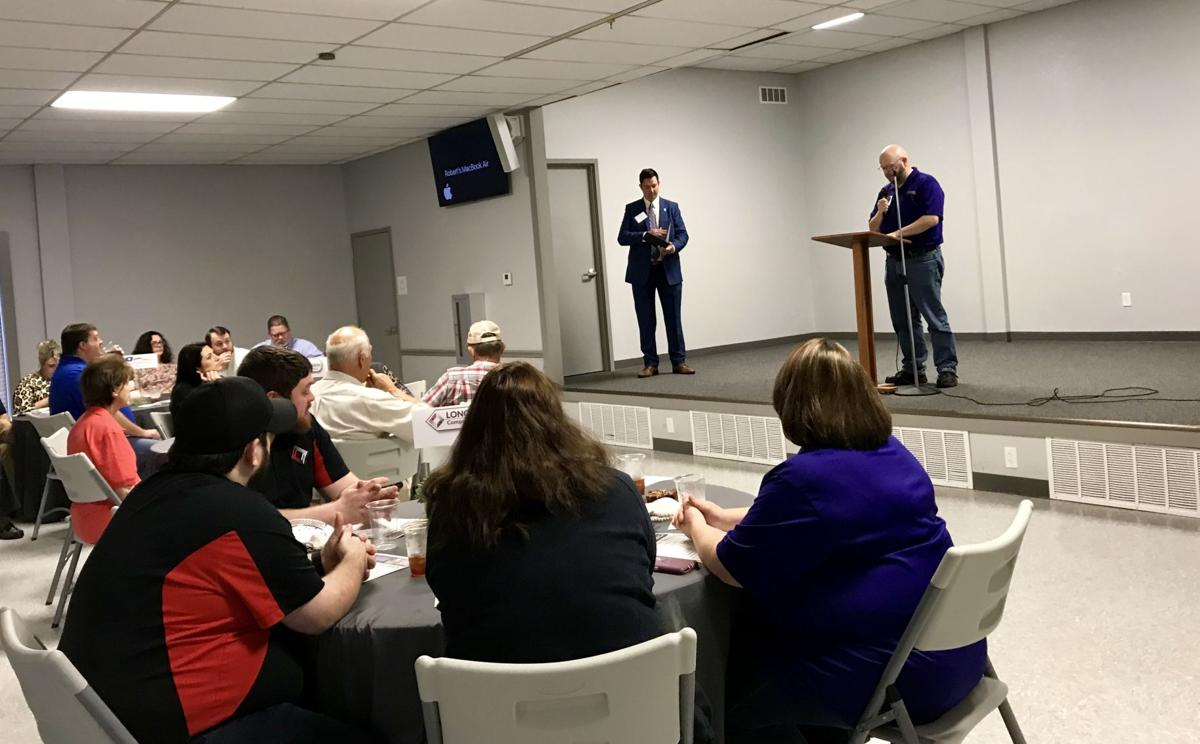 Hallsville mayor at second State of the City: 'We're exploding'