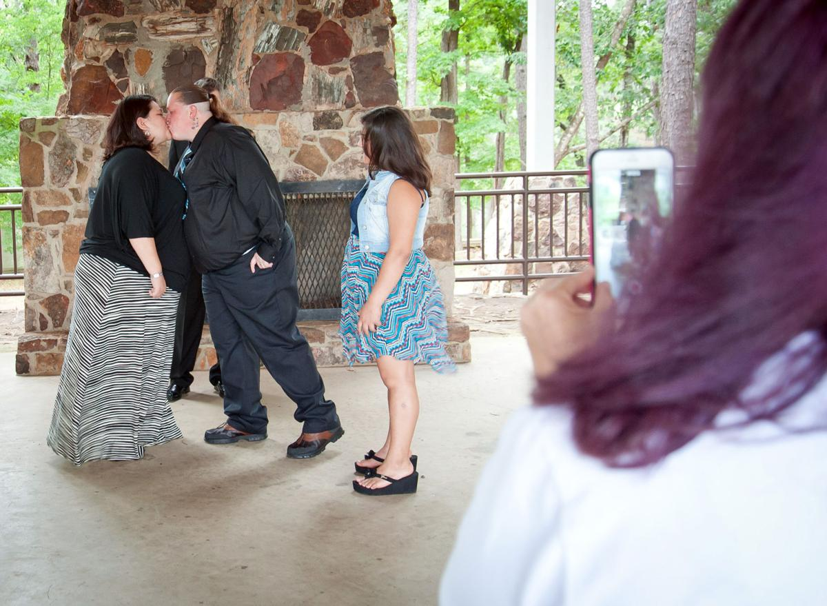 east texas samesex weddings begin after historic ruling