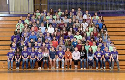 Hallsville UIL Junior High team