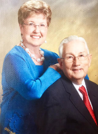 Leon Kirby and Betty Kirby