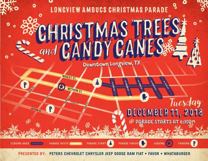 Longview Christmas Parade 2020 Longview Christmas parade to begin at 6:30 p.m. today | General