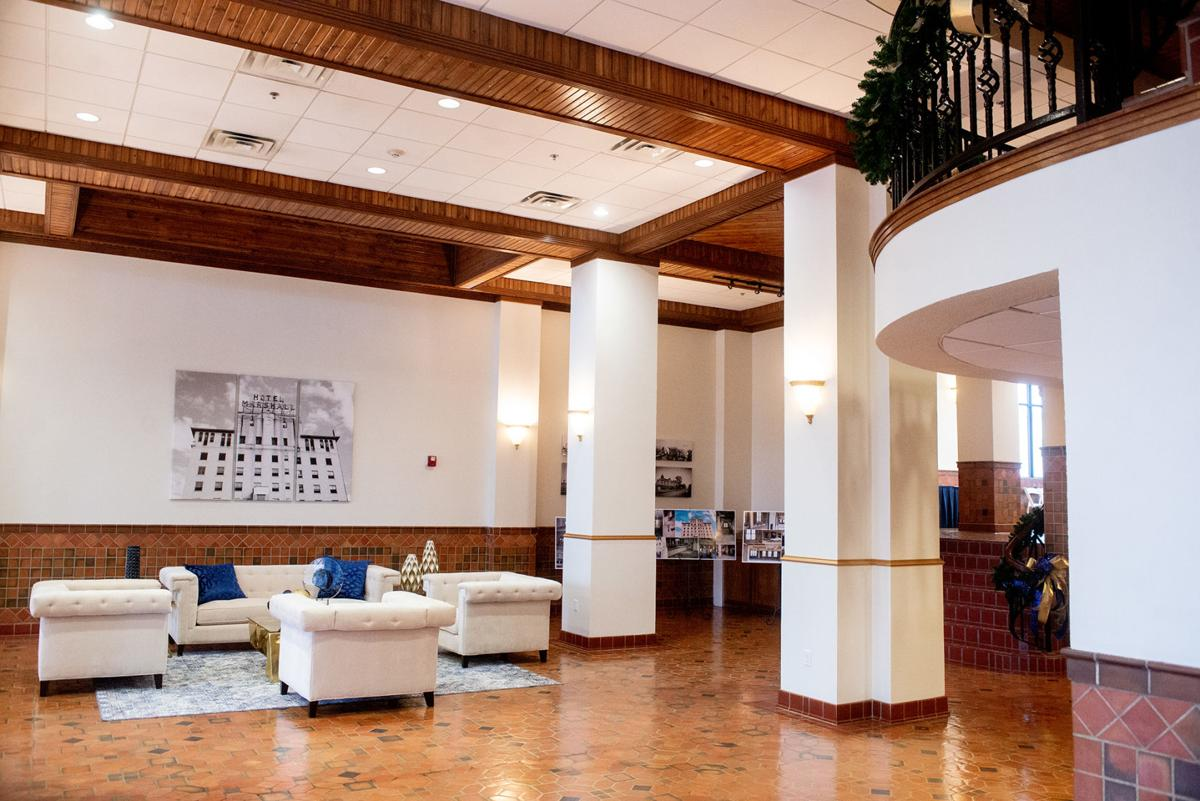 ETBU Marshall Grand Hotel