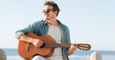 Playing an instrument can reduce stress