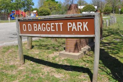 OD Baggett Park in Athens
