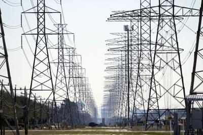 Texas Power Grid