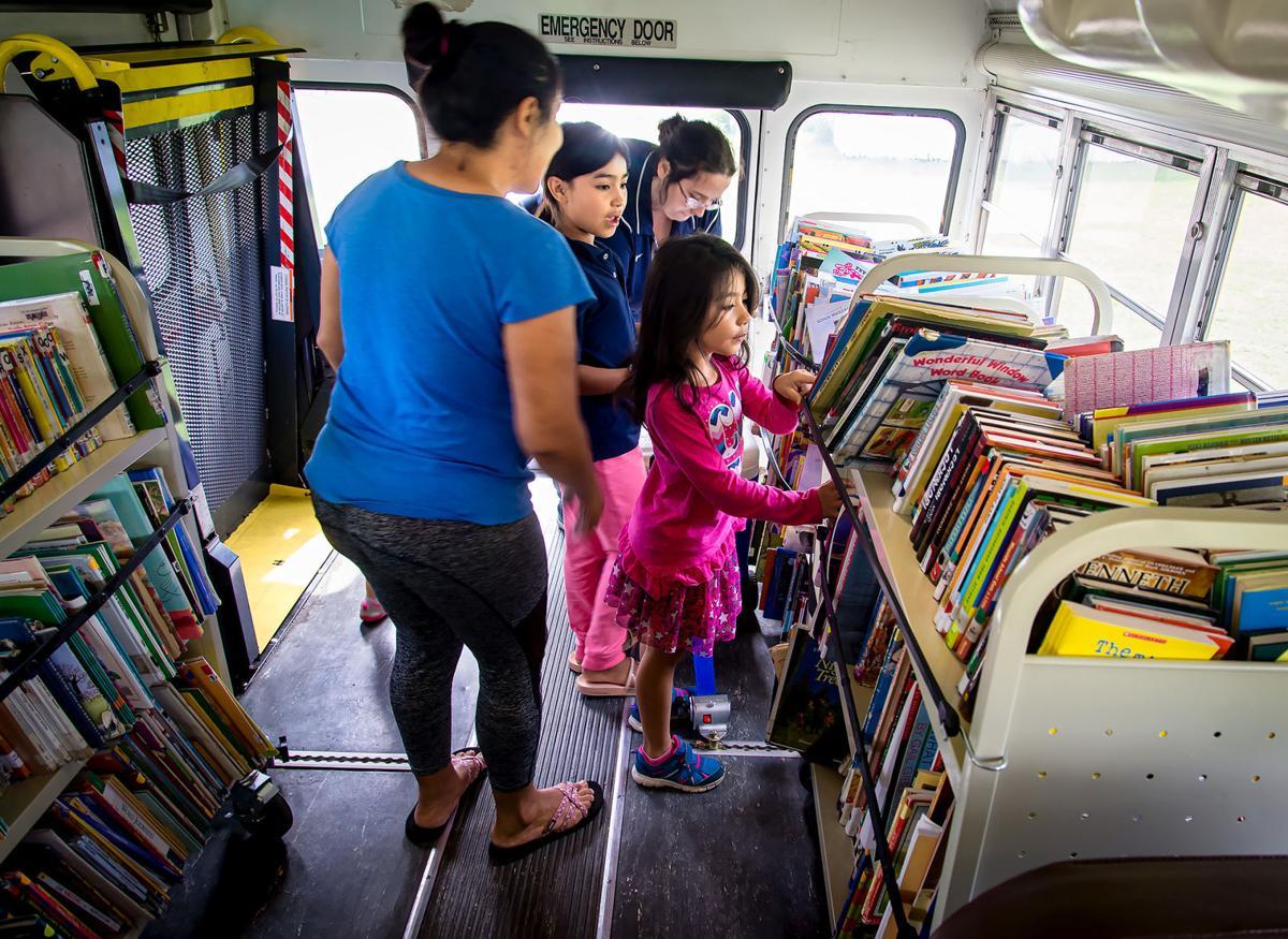 PTISD Book Bus