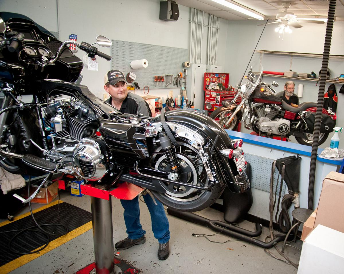 New owner of Harley shops in Longview, Nacogdoches has big plans