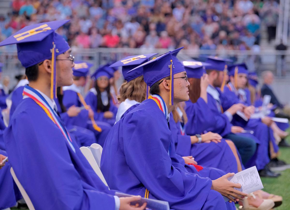 Hallsville Graduation