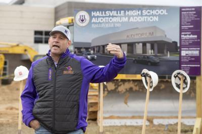 Hallsville Groundbreaking