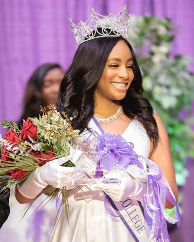 Miss Wiley College UNCF