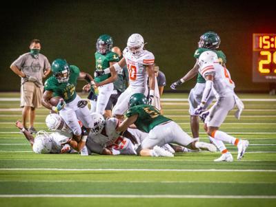 Longview vs. Texas High