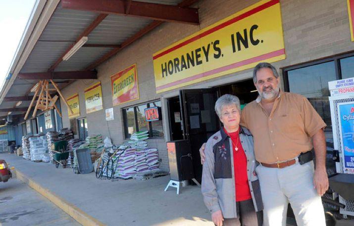 Ron Horaney shot, killed at home