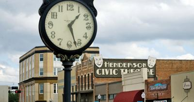 Henderson Main Street: Charming downtown with friendly atmosphere