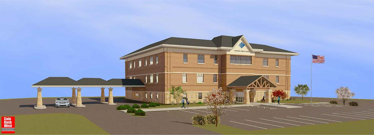 Credit union to tear down old Longview restaurant to build 3-story branch office