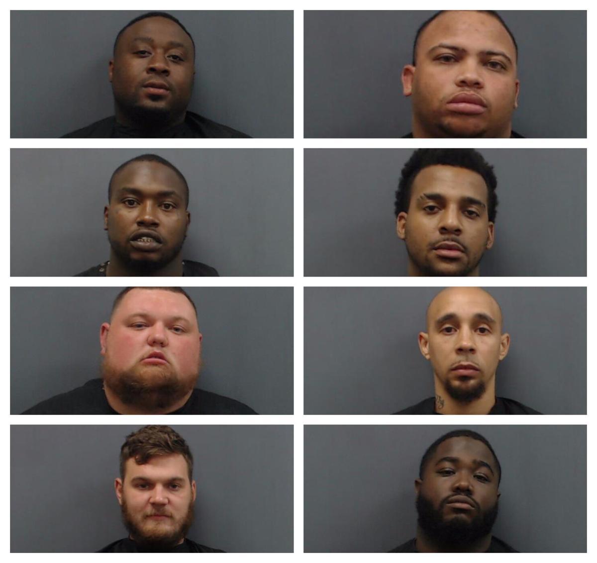 Organized criminal activity arrests Kilgore