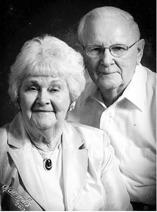 Kenneth Allen and Shirley Allen