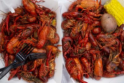 Harvest Festival and Livestock Show Crawfish Boil