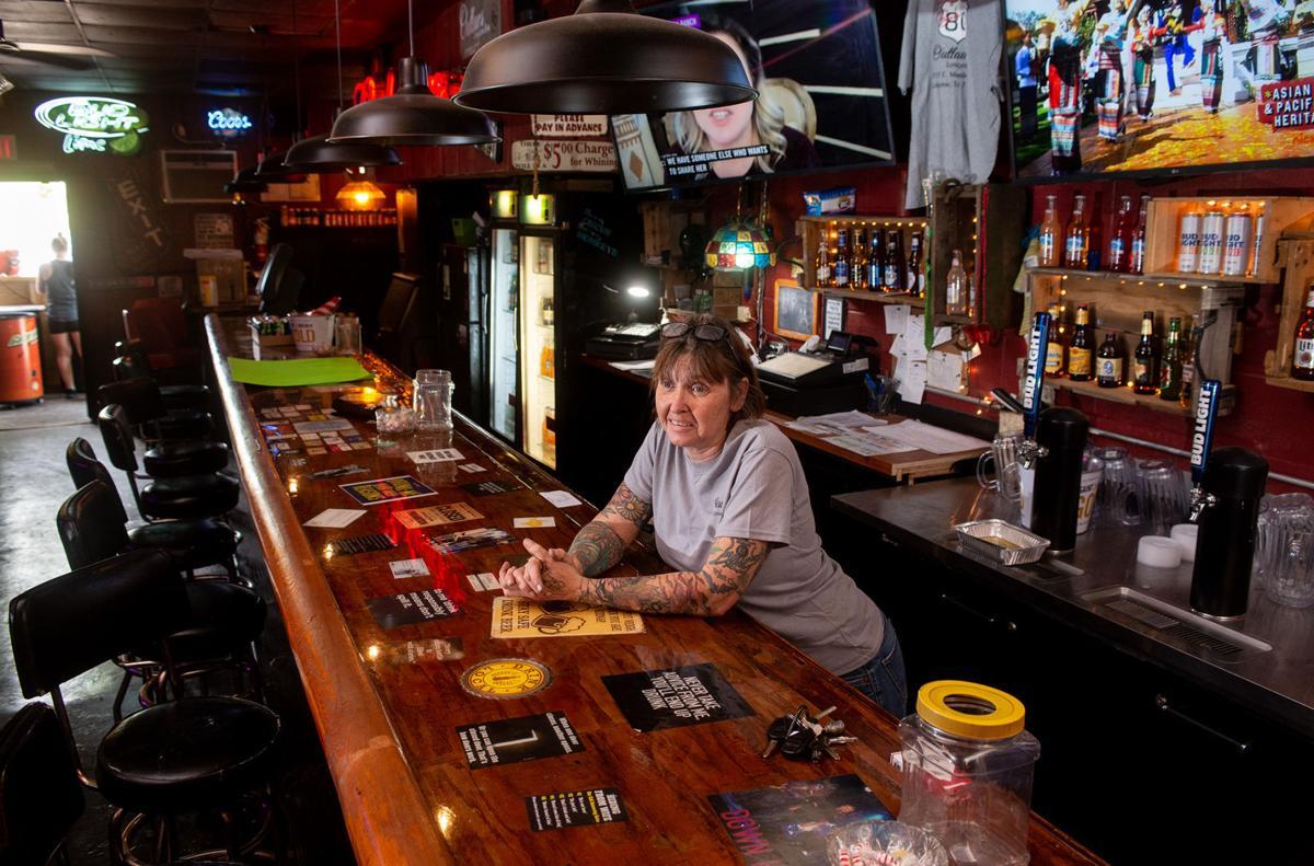 Outlaws Longview Bar