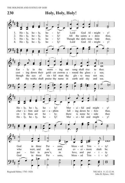 Greatest hymn of all time