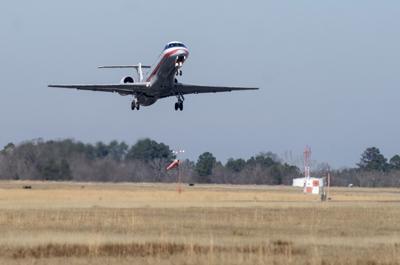 East Texas Regional Airport