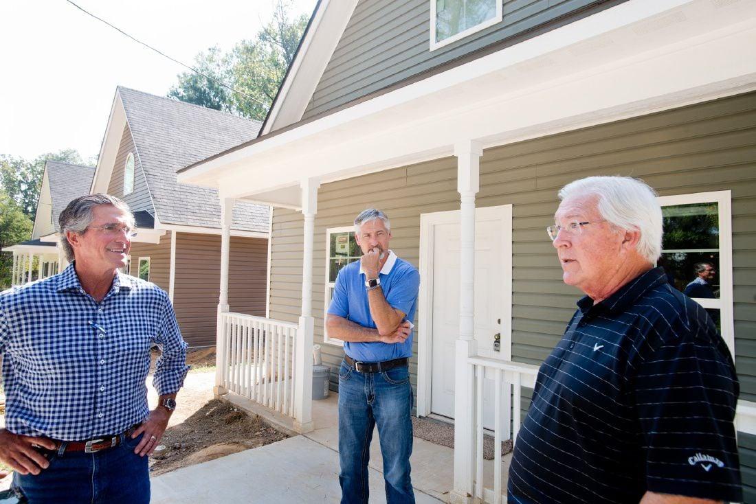Greggton Area Developers Small Houses