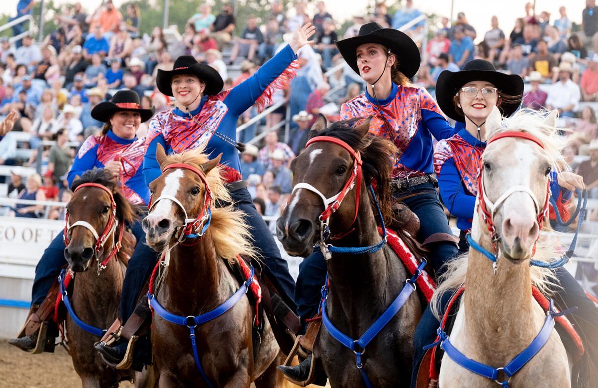 Gladewater Round-Up Rodeo