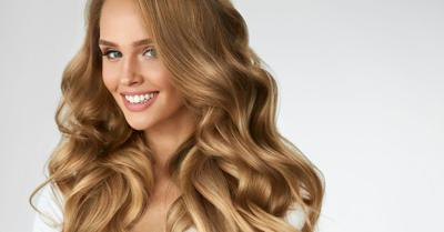 The right nutrients are needed for healthy hair
