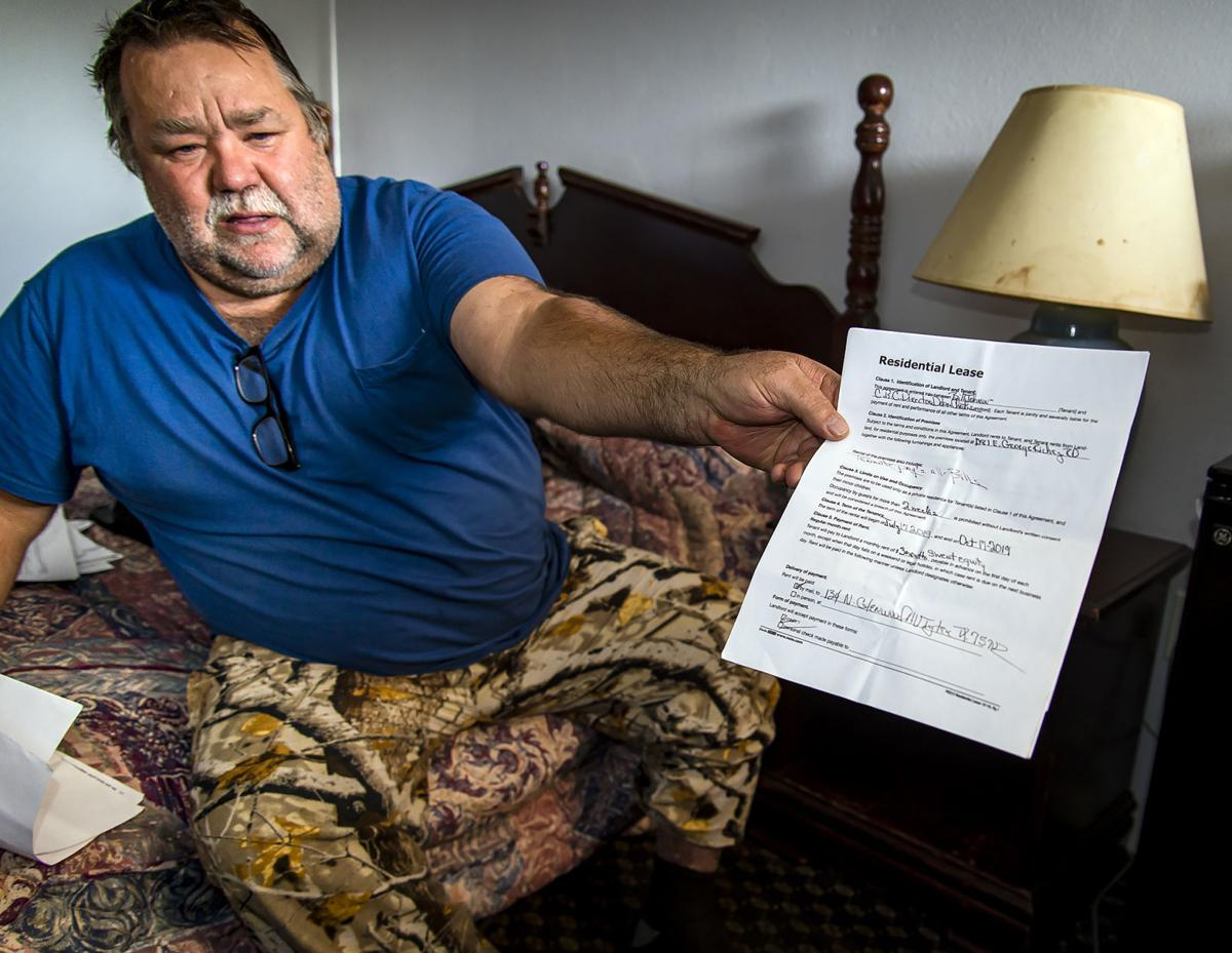 Company to drop lawsuit against evicted veterans