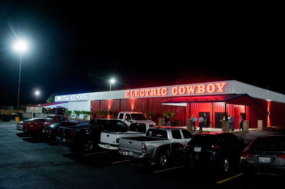 Western Themed Nightclub In Longview Keeps Up With Trends