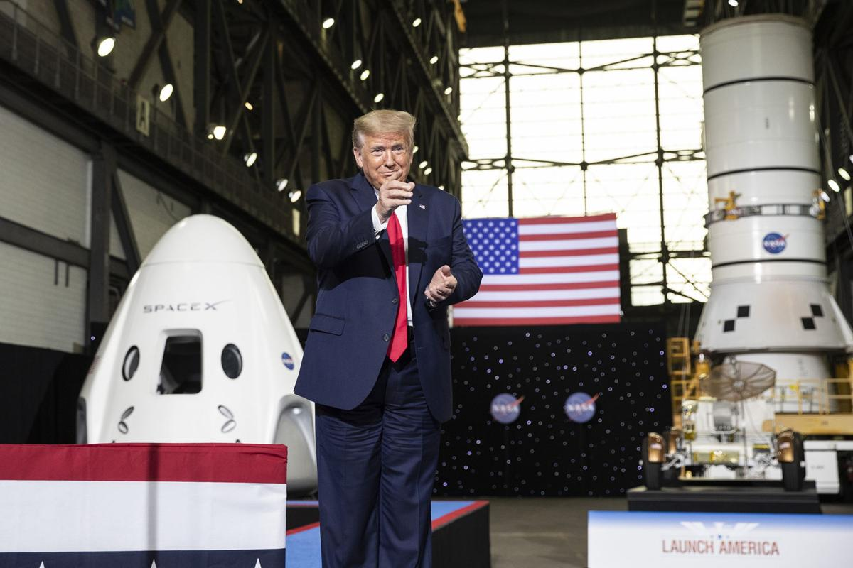 Trump SpaceX