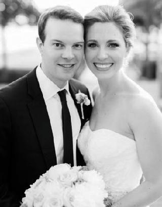 Tiffany Scott and John Colquitt, II
